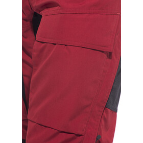 Lundhags Authentic Pantalon Short Homme, red